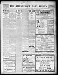 Albuquerque Daily Citizen, 10-15-1901