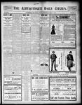 Albuquerque Daily Citizen, 10-11-1901