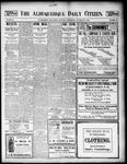 Albuquerque Daily Citizen, 09-12-1901