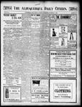 Albuquerque Daily Citizen, 09-07-1901
