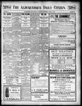 Albuquerque Daily Citizen, 08-17-1901