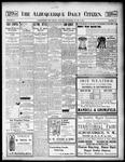 Albuquerque Daily Citizen, 08-08-1901