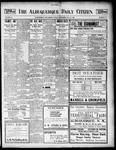 Albuquerque Daily Citizen, 07-12-1901