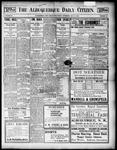 Albuquerque Daily Citizen, 07-10-1901