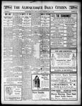 Albuquerque Daily Citizen, 06-10-1901