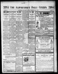 Albuquerque Daily Citizen, 06-01-1901