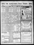 Albuquerque Daily Citizen, 05-10-1901