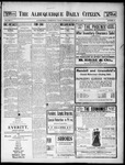 Albuquerque Daily Citizen, 01-25-1901