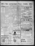 Albuquerque Daily Citizen, 12-22-1900