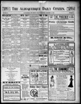 Albuquerque Daily Citizen, 12-14-1900