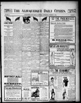 Albuquerque Daily Citizen, 11-07-1900
