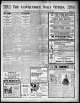 Albuquerque Daily Citizen, 10-22-1900