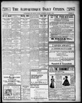 Albuquerque Daily Citizen, 10-09-1900