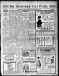 Albuquerque Daily Citizen, 09-11-1900