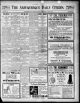 Albuquerque Daily Citizen, 08-06-1900
