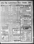 Albuquerque Daily Citizen, 07-21-1900