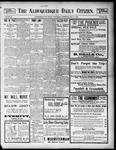 Albuquerque Daily Citizen, 07-11-1900