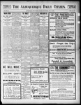 Albuquerque Daily Citizen, 07-09-1900