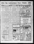 Albuquerque Daily Citizen, 05-10-1900