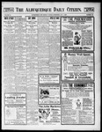 Albuquerque Daily Citizen, 05-01-1900