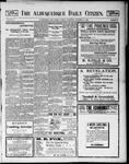 Albuquerque Daily Citizen, 12-25-1899