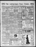 Albuquerque Daily Citizen, 11-25-1899