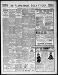 Albuquerque Daily Citizen, 11-01-1899