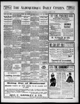 Albuquerque Daily Citizen, 10-30-1899