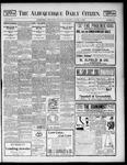 Albuquerque Daily Citizen, 10-14-1899