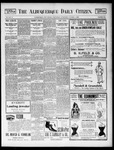 Albuquerque Daily Citizen, 10-04-1899