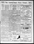 Albuquerque Daily Citizen, 08-26-1899