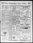 Albuquerque Daily Citizen, 08-25-1899