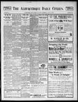 Albuquerque Daily Citizen, 08-03-1899