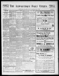 Albuquerque Daily Citizen, 08-01-1899