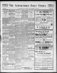 Albuquerque Daily Citizen, 07-31-1899