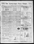 Albuquerque Daily Citizen, 07-24-1899