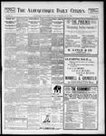 Albuquerque Daily Citizen, 07-20-1899