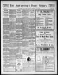 Albuquerque Daily Citizen, 05-10-1899