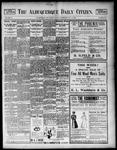 Albuquerque Daily Citizen, 05-01-1899