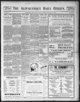 Albuquerque Daily Citizen, 12-20-1898