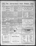 Albuquerque Daily Citizen, 12-14-1898