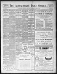 Albuquerque Daily Citizen, 12-01-1898