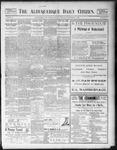 Albuquerque Daily Citizen, 11-21-1898
