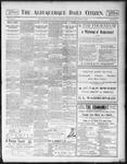 Albuquerque Daily Citizen, 11-19-1898