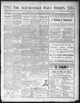 Albuquerque Daily Citizen, 11-18-1898