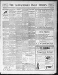 Albuquerque Daily Citizen, 11-12-1898