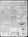 Albuquerque Daily Citizen, 11-10-1898