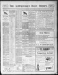 Albuquerque Daily Citizen, 11-09-1898