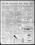 Albuquerque Daily Citizen, 11-04-1898