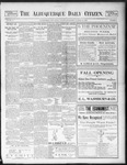 Albuquerque Daily Citizen, 10-24-1898